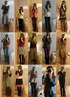 outfits for photographers