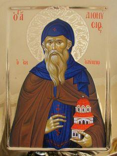 Byzantine Icons, Arte Popular, Orthodox Icons, Saints, Greek, Painting, Icons, Fresco, Painting Art