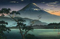 mydarkenedeyes:  Tsuchiya Koitsu(1870‒1949)