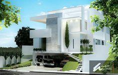 Modern Exterior Architecture