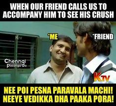 Funny Cartoon Memes, Funny Baby Memes, Funny School Jokes, Movie Memes, Funny Babies, Funny Jokes, Tamil Jokes, Tamil Funny Memes, Tamil Comedy Memes