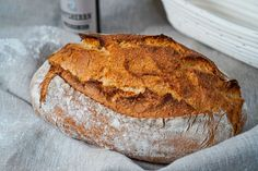 Sauce Hollandaise in fünf Minunten - Rezepte auf Youtube   Thomas kocht Appetizer Recipes, Appetizers, Bread Recipes, Banana Bread, French Toast, Tasty, Baking, Breakfast, Sauce Hollandaise