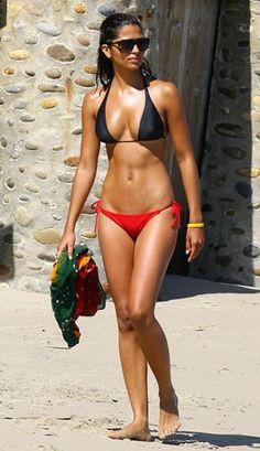 Sexy Bikini, Bikini Bod, Bikini Beach, Sexy Women, Black Women, Brazilian Women, Brazilian Models, Femmes Les Plus Sexy, Camila Alves
