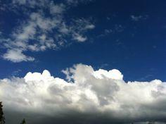 Sky. Taivas.