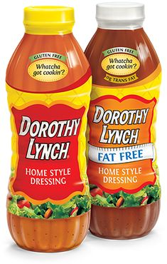 Dorothy Lynch salad dressing.  St. Paul, Nebraska ... Columbus, Nebraska ... Duncan, Nebraska
