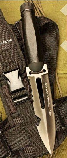 Extrema Ratio Ultramarine Multipurpose Dive Knife Blade @thistookmymoney
