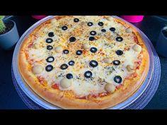 مطبخ هبه نحاس حلبي - YouTube Almond Cookies, Pepperoni, Pancakes, Pizza, Breakfast, Desserts, Food, Bakery Business, Kitchens