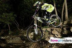 Steffi Marth - Trek Gravity Girl - Rider: Steffi Marth - Photo: Markus Greber - Team: Trek Gravity Girls - #ilovegirlriders #iamagirlrider