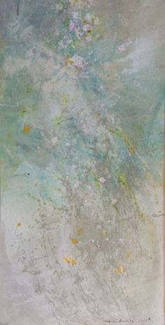 LAURENCE AMELIE SCHNEIDER  UNTITLED  ARCYLIC ON CANVAS  90cm x 150cm  LAS 5757