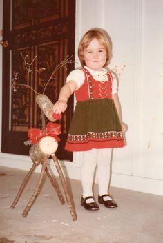 Christmas 1984 - Lindsey