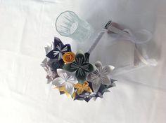 Paper Flower Bouquet  Custom Event Wedding by cottagelakegifts, $60.00