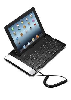 HYPE iPad Bluetooth Keyboard Case with Telephone $45
