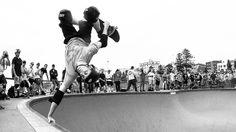 THE PARTY BEGINS @ BONDI BEACH — Vans BOWL-A-RAMA Bondi 2014 — Skateboar...