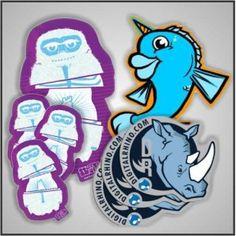 Die Cut Stickers Printing Services