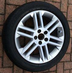 Vauxhall Vectra SRI allow wheel