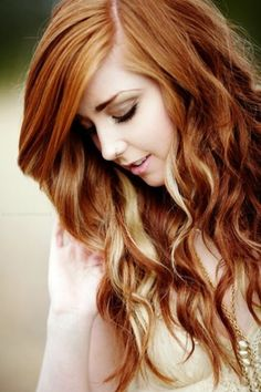New Innovative Hair Color Trends i want it black with the blond though. Ummm what to do.