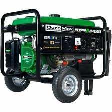 Duromax Xp4850eh Hybrid Portable Dual Fuel Propane Gas Camping Rv Generator In 2020 Dual Fuel Generator Propane Generator Portable Generator