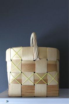 Decorated basket I have made