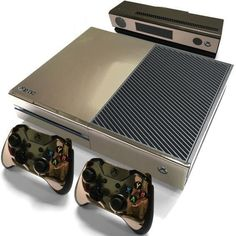 Tungsten Skin - Xbox One Protector