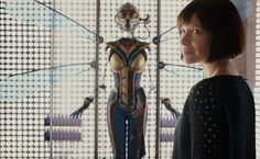 Evangeline Lilly Gets Fit For 'Ant-Man And The Wasp' https://link.crwd.fr/1BgI