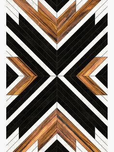 Urban Tribal Pattern - Concrete And Wood Framed Art Print by Zoltan Ratko - Scoop White - Wood Patterns, Geometric Patterns, Shibori, Framed Art Prints, Canvas Prints, Wood Canvas, Decoupage, Wood And Metal, Wood Wall Art