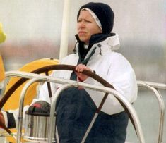 Keen sailor: Princess Anne has always loved sailing, competing in various races including the British Steel Challenge in 1992 (pictured). She also won the 1971 European Eventing Championship in her recently sold boat