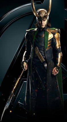 Loki Laufeyson | Community Post: 17 Fictional Men Who Make Long Coats Sexy