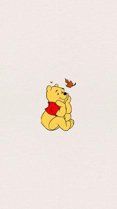 Herbst Herbst Winnie The Pooh Wallpaper   - Wallpapers #Herbst #Pooh #wallpaper #WALLPAPERS #Winnie