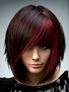 Hum. Wanna do something drastic with my hair. Two-tone for sure... just which two? (Steven and Jer really like this one.)