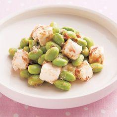 「スーパーから枝豆がなくなる予感」TOKIOも思わず本気食いした「ホイル焼き」に大反響 画像(3/4) 【関連レシピ】おかかじょうゆでおつまみにも「枝豆のクリームチーズあえ」