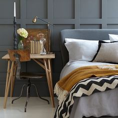 How To Make Your Bedroom Cosy   Cosy Bedroom Decorating Ideas - Red Online