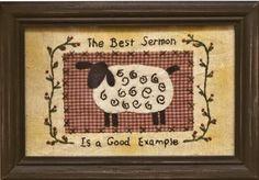 Primitive Samplers From Dragon House Primitive Sheep, Primitive Stitchery, Primitive Patterns, Primitive Crafts, Primitive Embroidery, Embroidery Sampler, Cross Stitch Embroidery, Embroidery Patterns, Felt Patterns