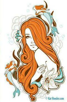 """""""Sirens"""" by Kat Reeder"""
