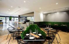 Bibelot, a European inspired dessert boutique in South Melbourne. Fit out by Breathe Architecture Commercial Design, Commercial Interiors, Melbourne, Smart Glass, Vogue Living, European Fashion, European Style, Cafe Shop, Hospitality Design