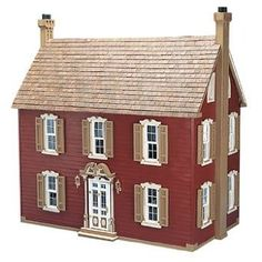 The Willow Dollhouse