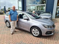 Mr and Mrs Keirby drove 3 hours to collect their brand new 308 SW. Having previously driven a 5008 they wanted to downsize but still keep a big boot! The 308SW does this perfectly... enjoy your new car Drive A, To Collect, Peugeot, Brand New, Big, Boots, Collection, Crotch Boots, Shoe Boot