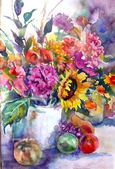 marybeth cunningham   Marybeth Cunningham › Portfolio › Fall Floral