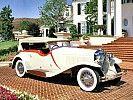1933 Isotta-Fraschini Dual-Cowl Phaeton Body