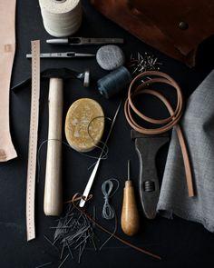 leatherwork tools