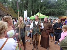 American To Britain: Robin Hood Festival