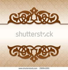 Stock Images similar to ID 136171307 - paper cutout card with heart....
