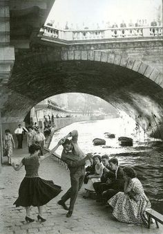 Paris in the 50´s