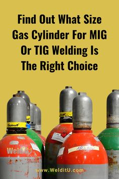 Like to know how long a welding gas bottle will last before deciding what size cylinder to choose? See the most popular cylinder sizes and welding times. Stick Welding Tips, Mig Welding Tips, Welding Books, Welding Gas, Welding Shop, Welding Crafts, Welding Projects, Farm Projects, Welding Table