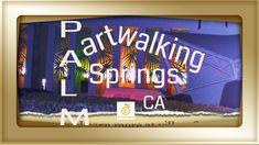 Art Walking Palm Springs California VillageFest and Desert Museum