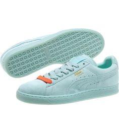 Achetez votre paire de Puma Suede Mono Iced en Cuir Nubuck aqua en quelques clics. Retrouvez un large choix de baskets Puma Suede pour femme sur notre boutique Prestige Center.