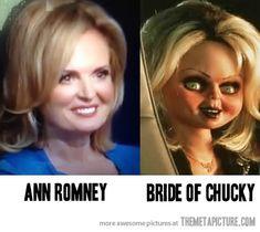 Ann Romney.
