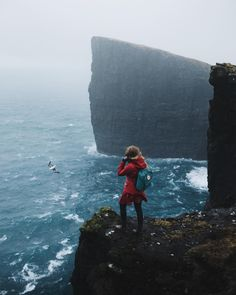 Incredible Adventure Photography by Frauke Hagen #photography #instatravel