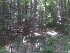 Skinner Mountain, Holyoke MA ... I miss hiking there.