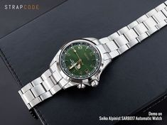 Seiko OEM Oyster Bracelet for Seiko Alpinist