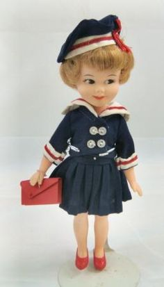 Penny Brite Doll - 1950's